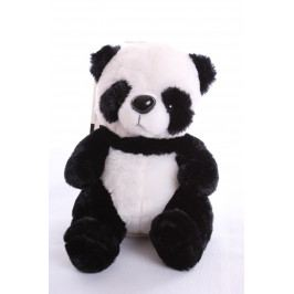 Plyšová hračka PANDA - černobílá (18 cm)