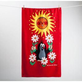 Matějovský osuška Krtek a sluníčko 70x150 cm