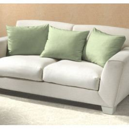 Dadka povlak na polštář jersey zelený sv. 40x40 cm