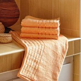 Polášek ručník bambus losos 50x100 cm