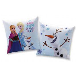 CTI polštářek Ledové království Frozen Sister queens, 40 x 40 cm