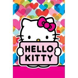 Detexpol dětský froté ručník Hello Kitty 06 40x60 cm