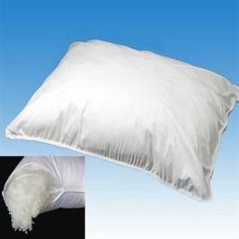 Dadka polštář STANDARD ZIP bílý  - 70x90 cm 1,1kg