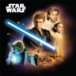 Jerry Fabrics polštářek Star Wars 01 40x40 cm