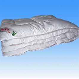 Dadka přikrývka ALOE VERA bílá - 135x200 cm 1,9kg