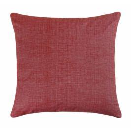Bellatex polštář dekorační RITA 40x40 cm uni červená