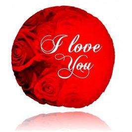 Greno polštář Valentýn  I Love You 36cm