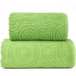 Greno ručník froté Emma 50x100 cm zelený