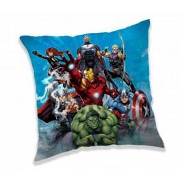 Jerry Fabrics polštářek Avengers 40x40 cm