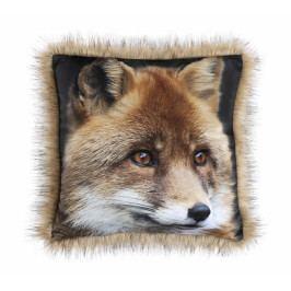 Bellatex polštářek SAFARI liška