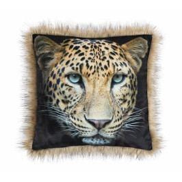 Bellatex polštářek SAFARI leopard