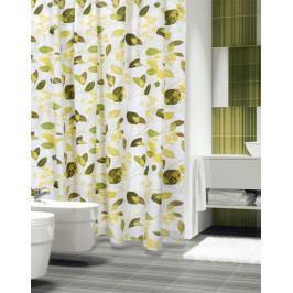Bellatex koupelnový závěs 180 x 200 cm zelené rostliny