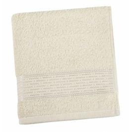 Bellatex froté ručník Proužek 50x100 cm béžový