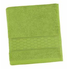 Bellatex froté ručník Proužek 50x100 cm olivový