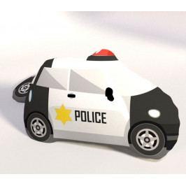 Dětský polštářek 3D auto Police
