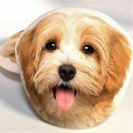Dětský polštářek 3D pes