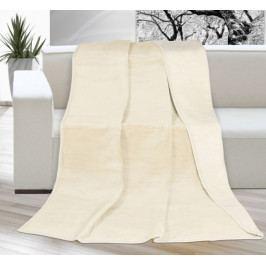 Bellatex deka Kira plus dvoulůžko béžová/světlejší béžová 200x230 cm