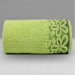 Greno ručník froté Bella 50x90 cm pistáciově zelený