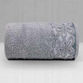 Greno ručník froté Bella 50x90 cm šedý