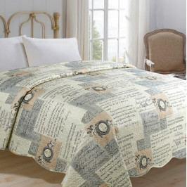 Jahu přehoz na postel 140x220 cm Angels
