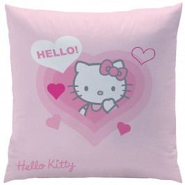 CTI polštářek Hello Kitty Lucie 40 x 40 cm