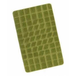 Bellatex koupelnová předložka STANDARD zelený mech 60x100 cm
