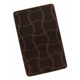 Bellatex koupelnová předložka STANDARD hnědá čokoláda 60x100 cm
