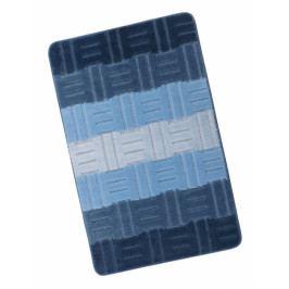Bellatex koupelnová předložka ELLI Tarma modrá 60x100 cm