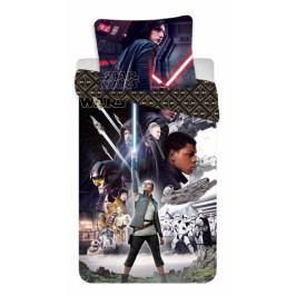 Jerry Fabrics povlečení bavlna Star Wars VIII 140x200+70x90 cm