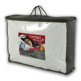 LeRoy přikrývka Comfort celoroční DUAL 140x220 cm prodloužená 1000g (2x500g)