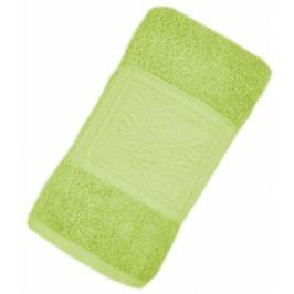 Greno ručník bambus Ecco Bamboo 50x90 cm zelená limetka