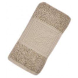 Greno ručník bambus Ecco Bamboo 50x90 cm lněný