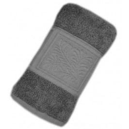 Greno ručník bambus Ecco Bamboo 50x90 cm šedý