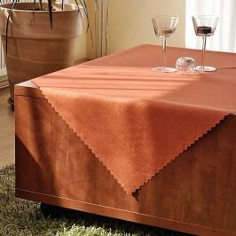 Polášek ubrus teflon 120x160 cm Uni sv.oranžová 7317