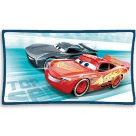 Polštářek mikroplyš Cars 10 auta 25x45 cm