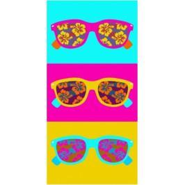 Jahu plážová osuška Brýle  70x150 cm