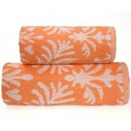Greno ručník froté Kelly 50x100 cm oranžový