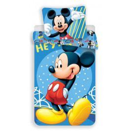 Jerry Fabrics povlečení bavlna Mickey 043 hey 140x200 70x90 cm