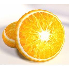 Dětský polštářek 3D Pomeranč