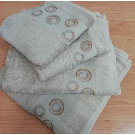 Stanex ručník froté EXCLUSIVE 50x100 cm béžový