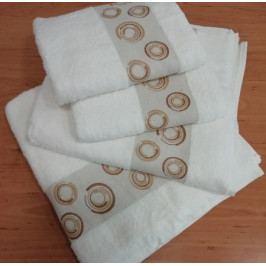 Stanex ručník froté EXCLUSIVE 50x100 cm bílý