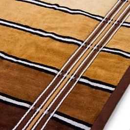 Jahu ručník froté Rainbow 50x100 cm hnědý