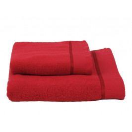 Jerry Fabrics ručník Color 50x100 cm vínový