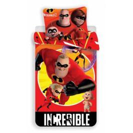 Jerry Fabrics povlečení bavlna Incredibles 02 140x200+70x90 cm