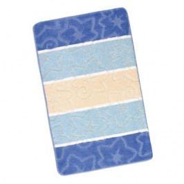 Bellatex koupelnová předložka AVANGARD modrý orion 60x100 cm