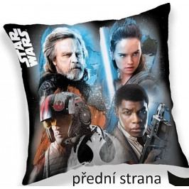 Jerry Fabrics polštářek Star Wars light/dark 40x40 cm