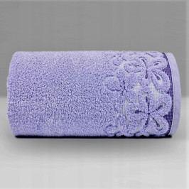 Greno ručník froté Bella 50x90 cm levandulově fialový