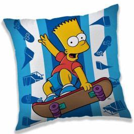 Jerry Fabrics polštářek Simpsons Bart skater 40x40 cm