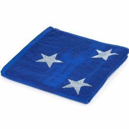 Jahu ručník froté Stars modrý 50x100 cm