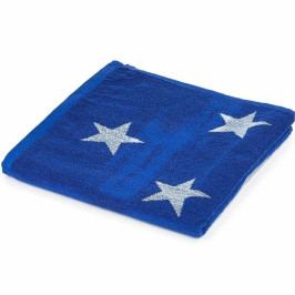 Jahu osuška froté Stars modrá 70x140 cm